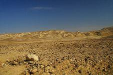 Free Judean Desert Royalty Free Stock Photography - 4933777