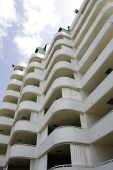 Free Balconies Stock Image - 4933911