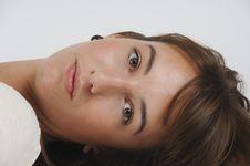 Free Pretty Teenage Girl Royalty Free Stock Photography - 4934757
