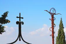 Cross & Crucifix Stock Image
