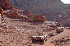 Free Petra, Jordan Royalty Free Stock Image - 4934906