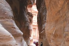 Free Petra, Jordan Royalty Free Stock Photo - 4934925