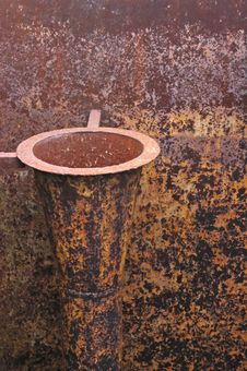Free Rusted Pipe Stock Photos - 4934993