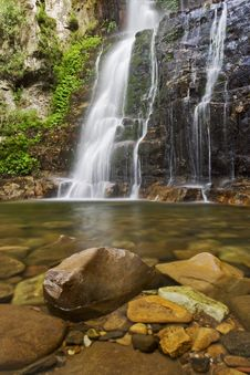 Free Waterfall Stock Image - 4935051