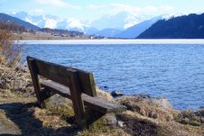 Free Take A Seat And Enjoy The View Royalty Free Stock Images - 4936059