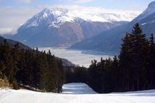 Free A Ski Slope Stock Photos - 4936103