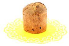 Free Cake With Raisins. Stock Photo - 4936520