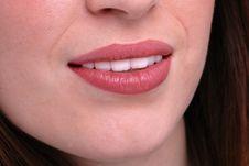 Free Beautiful Lips Royalty Free Stock Photos - 4936968