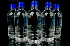 Free Bottled Water Stock Photo - 4937210