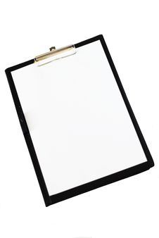 Free Clipboard Royalty Free Stock Images - 4937889