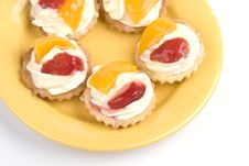 Free Fruit Cookies Stock Images - 4938944
