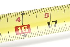 Free Measuring Tape Royalty Free Stock Photography - 4939217