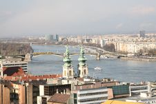 Free Panorama Of Budapest Royalty Free Stock Photos - 4939258