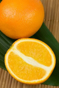 Free Juicy Oranges Royalty Free Stock Photography - 4939317