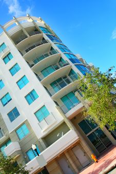 Free South Beach Building Stock Images - 4939934