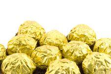 Free Chocolate Balls Stock Photo - 4939950