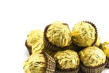 Free Chocolate Balls Stock Photos - 4939953