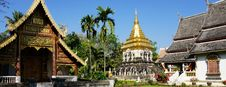 Free Royal Palace In Chiang Mai Royalty Free Stock Photography - 49326537