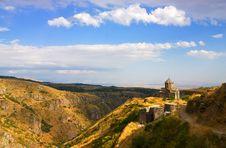 Free Armenian Church Stock Image - 49379951