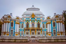 Free Hermitage In Pushkin Stock Images - 49383554