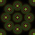 Free Quilted Treasure Mandala Stock Image - 4941931