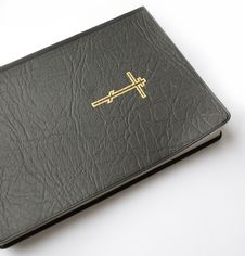 Free Leather-bound Bible Royalty Free Stock Images - 4940089