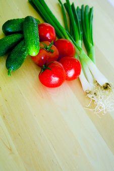 Free Fresh Food Royalty Free Stock Photography - 4940507