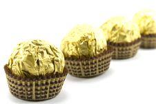 Free Chocolate Balls Stock Photo - 4940850
