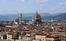 Free Duomo, Florence Stock Photo - 4941170