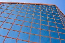 Free Blue Windows Royalty Free Stock Photo - 4941315
