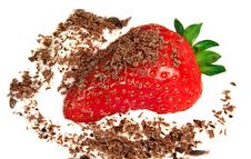 Free Juicy Ripe Strawberry Stock Photos - 4941873