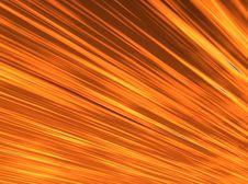 Free Orange Radiant Sky Royalty Free Stock Photo - 4942395