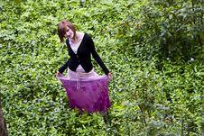 Free Joyful Woman Stock Images - 4942534