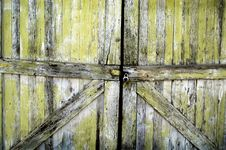Free Old Wooden Doors Stock Images - 4942574