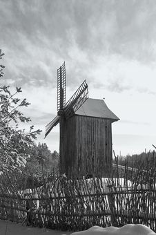 Free Windmill Stock Photos - 4942883