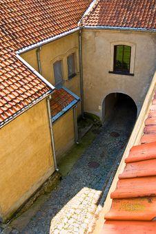 Free Monastery Stock Images - 4943144