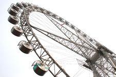 Free The   Revolving Ferris Wheel Stock Image - 4943351