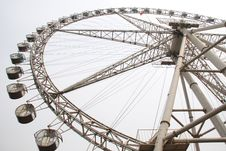 Free The Great Ferris Wheel Royalty Free Stock Photo - 4943435