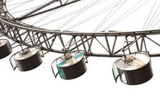 Free The Ferris Wheel Capsule Stock Photos - 4943443