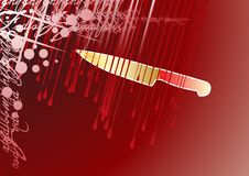 Free Knives Vector Royalty Free Stock Photo - 4943465