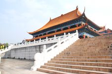 Free The Upward Steps To Palace Stock Images - 4943504