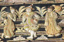 Free Myanmar, Mandalay: Handicraft Royalty Free Stock Images - 4943789
