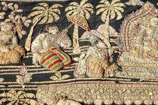 Free Myanmar, Mandalay: Handicraft Stock Image - 4943881