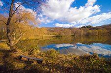 Free Mountain Lake Royalty Free Stock Photography - 4944237