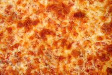 Free Cheese Bread Pizza Background Royalty Free Stock Images - 4944389