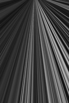 Free Abstract Linear B&W Background. Royalty Free Stock Images - 4944629