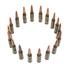 Free Bullets Royalty Free Stock Images - 4944869