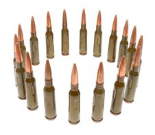 Free Bullets Stock Photography - 4944872