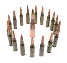 Free Bullets Stock Images - 4944874
