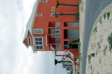 Free Beach House Royalty Free Stock Photography - 4945837